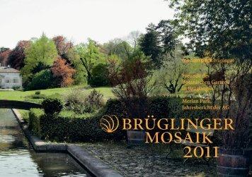 Brüglinger Mosaik 2011