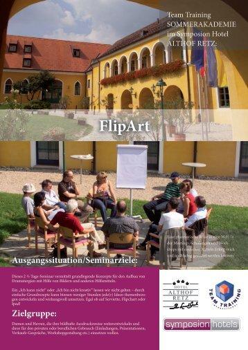 FlipArt - Hotel Althof Retz