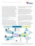 Транспортные сети LTE на базе управляемой ... - Tellabs - Page 2