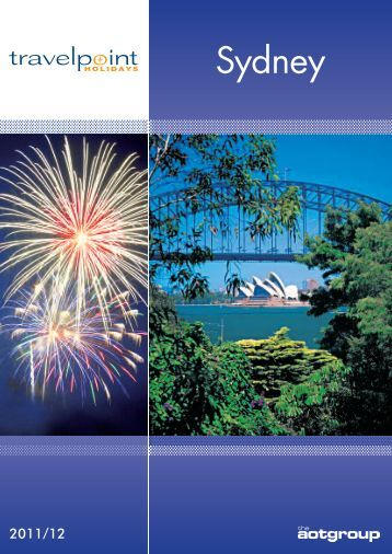 Sydney - Sunlover Holidays