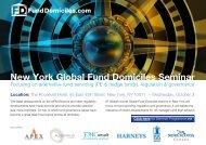 New York Global Fund Domiciles Seminar - Tannenbaum Helpern ...