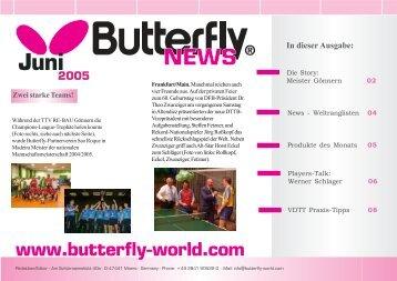 NEWS - Butterfly