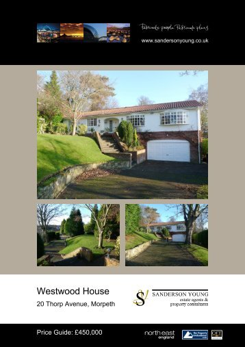 Westwood House - Sanderson Young