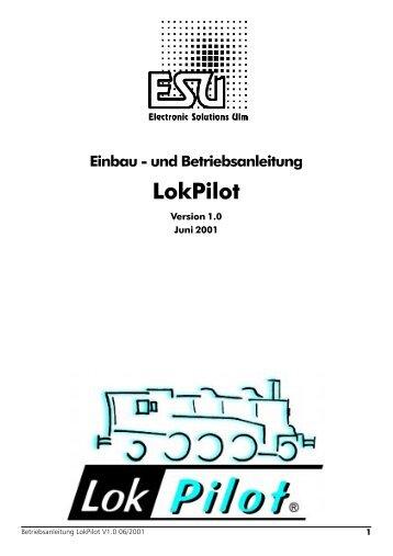 LokPilot Handbuch A5 V10