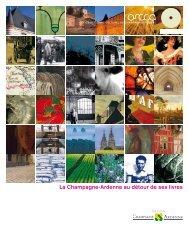 La Champagne-Ardenne au détour de ses livres - CMS - ORCCA