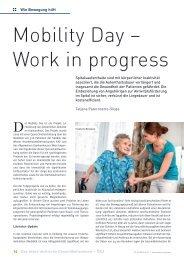 Mobility Day – Work in progress - Schaffler Verlag