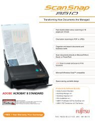 Download the Product Specifications PDF - VocaLinks