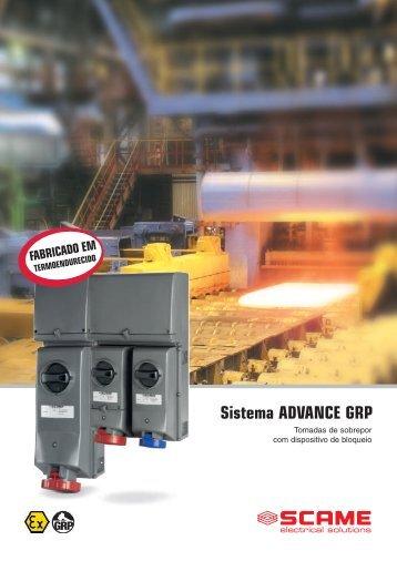 Sistema ADVANCE GRP - Scame Parre S.p.A.