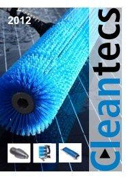 Katalog 2012 - bei Cleantecs Gmbh