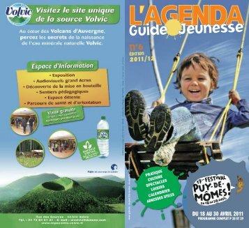 Guide Jeunesse - L'Agenda.net - L accès à la culture et aux loisirs