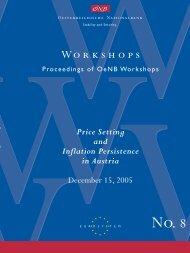 Editorial – Workshops No. 8