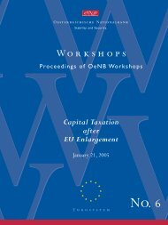 Workshops No. 6