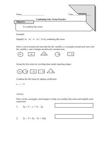 math worksheets distributive property combining like terms showme distributive property with. Black Bedroom Furniture Sets. Home Design Ideas
