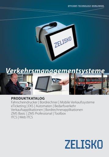 Produktkatalog Gesamtlösungen [PDF, 4 MB] - Zelisko