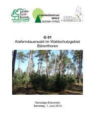 G01 - Deutscher Forstverein