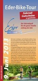 Eder-Bike-Tour 2013 - Bad Berleburg