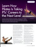 Pilates training designed with you in mind - Studio Pilates - Page 2