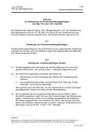 114 Satzung zur Erhebung von ... - Schifferstadt