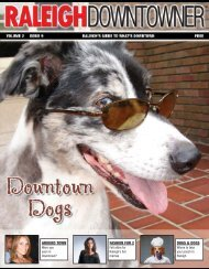 downtowner sept 2006 2.qxd (Page 1) - Raleigh Downtowner