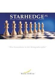 """""""Die Innovation in der Königsdisziplin"""" - Hedgeconcept.de"""