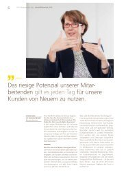 Interview KonzernleiterinLink wird in einem neuen ... - Die Post