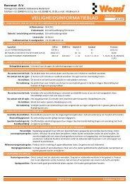 MSDS - Womi NL 04-41001 - PartsPoint