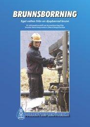 Info från GEOTEC 2006_Brunnsborrning - Svenskt Vatten