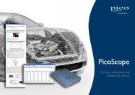 PicoScope - Automotive Electronics Services