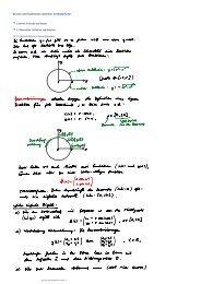 Kurven und Funktionen mehrerer Veränderlicher