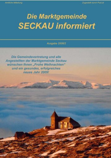 Ausgabe 2 - USV Seckau