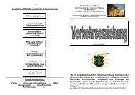 Informationen zur Verkehrserziehung an unserer Schule