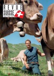 Les agriculteurs suisses face à un avenir ... - Schweizer Revue