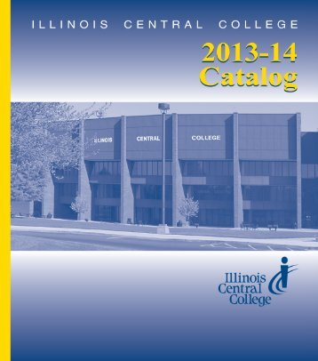 ICC Catalog - Illinois Central College