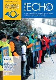 číslo 1/2013 - Odborový svaz zaměstnanců poštovních ...
