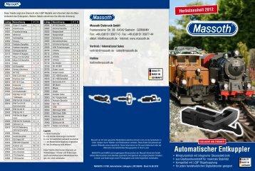 Automatischer Entkuppler - Champex-Linden