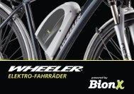 Wheeler-E-Bikes