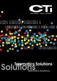 Telematics Solutions - ArmourAuto.com