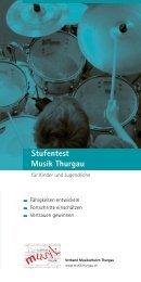 Stufentest Musik Thurgau - jmsb.ch
