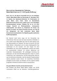Bonn wird zur Hauptstadt der Tiefpreise: Media Markt feiert am ...