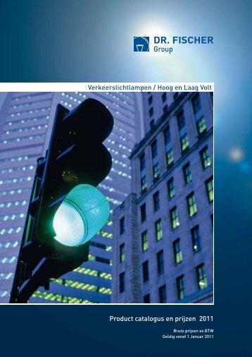 Product catalogus en prijzen 2011 Verkeerslichtlampen ... - Bailey