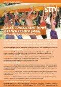 SAleS conSultAnt (M/w) brAnch leADer (M/w) - STA Travel - Seite 2