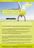 SAleS conSultAnt (M/w) brAnch leADer (M/w) - STA Travel - Seite 3