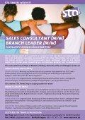 SAleS conSultAnt (M/w) brAnch leADer (M/w) - STA Travel - Seite 4