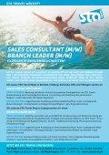 SAleS conSultAnt (M/w) brAnch leADer (M/w) - STA Travel - Seite 5