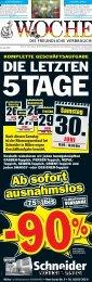 Langenfeld 26-12 - Wochenpost