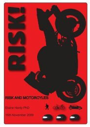 Risk and Motorcycles - Right To Ride