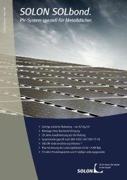 SOLbond-Black - Abakus solar AG