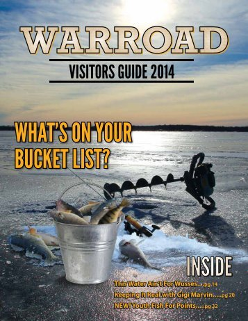 download travel guide - Warroad Area Chamber of Commerce