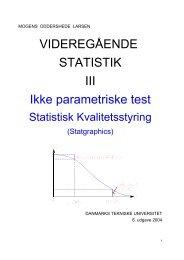 Bind3 - Danmarks Tekniske Universitet