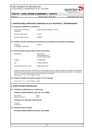 COOL RIVER 733774-SDS-4.pdf - Stera Chemicals